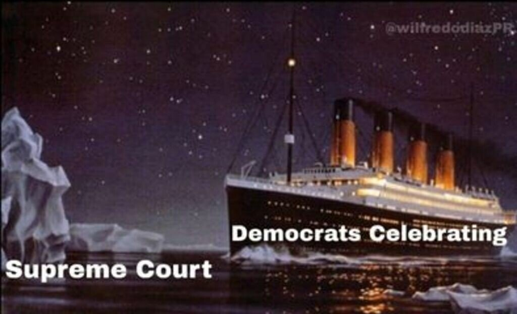 titanic dems